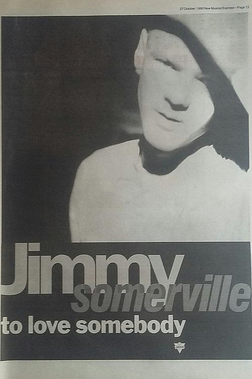 Jimmy Somerville - To Love Somebady