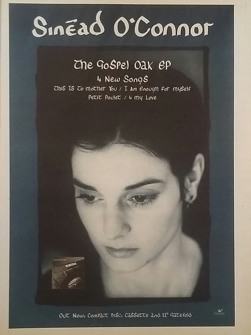 Sinead O'Connor - The Gospel Oak