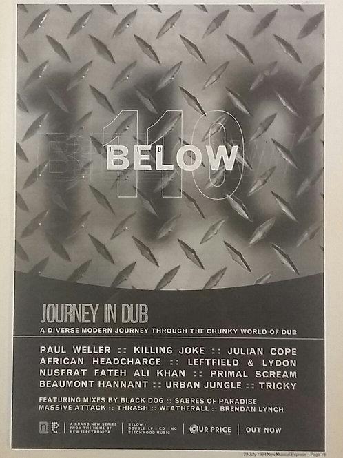 110 Below - Journey In Dub