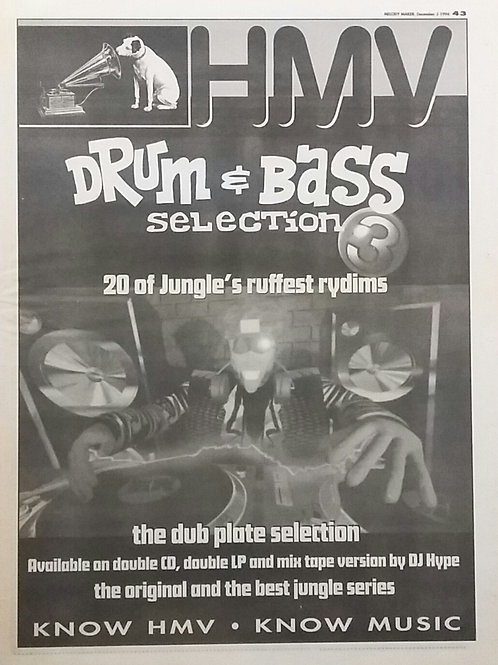 Drum & Bass Selection 3