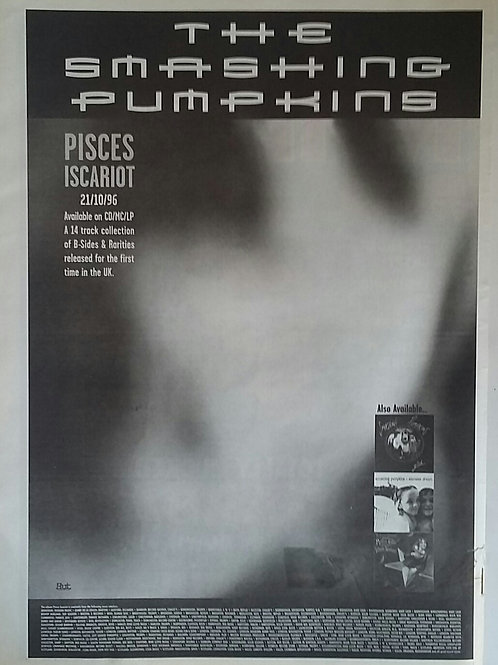 The Smashing Pumpkins – Pisces Iscariot