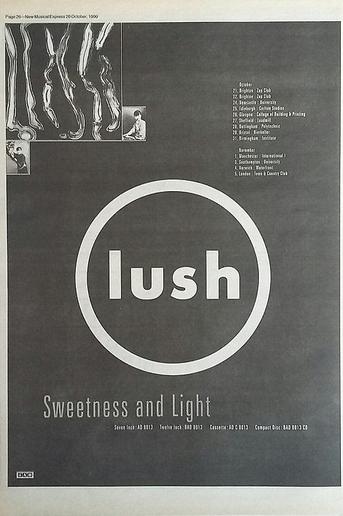 Lush - Sweetness And Light