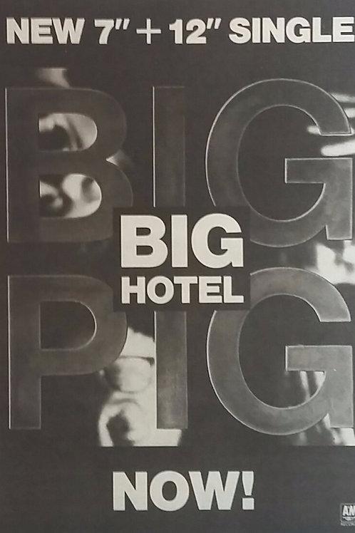 Big Pig – Big Hotel