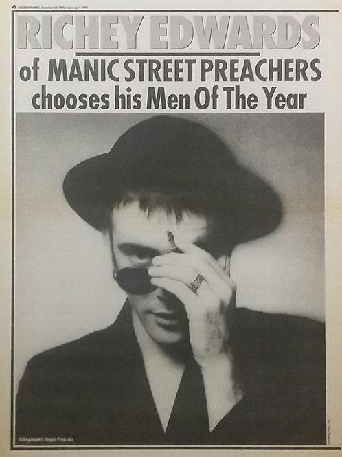 Manic Street Preachers - Richey Edwards