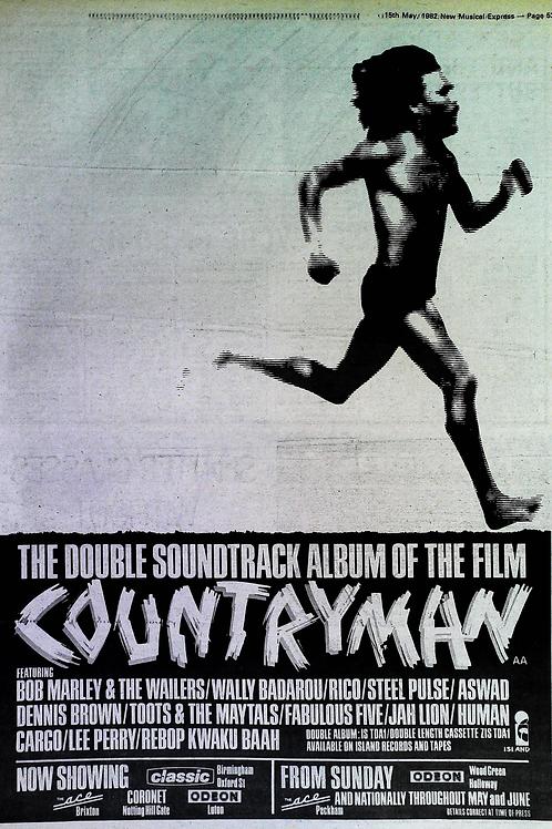 Country Man - Soundtrack Album