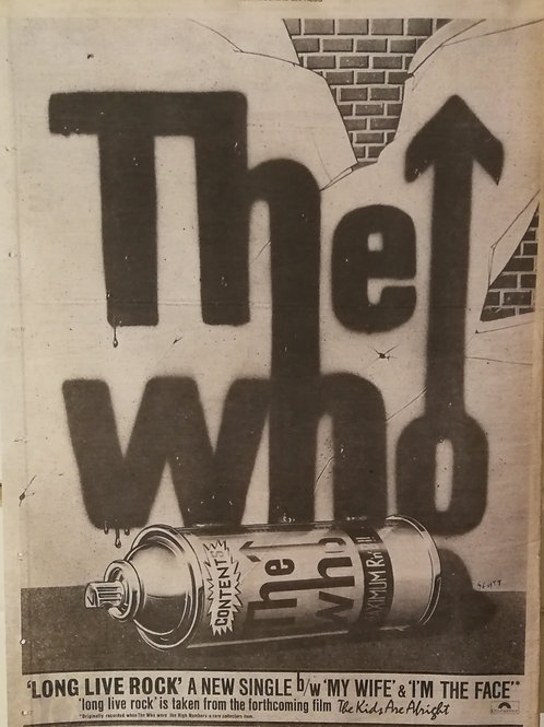 The Who - Long Live Rock