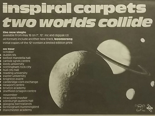Inspiral Carpets – Two Worlds Collide