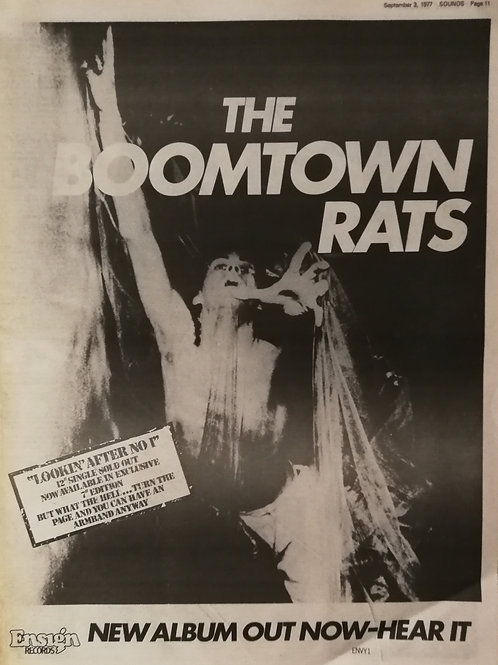 The Boomtown Rats - Lookin After No. 1