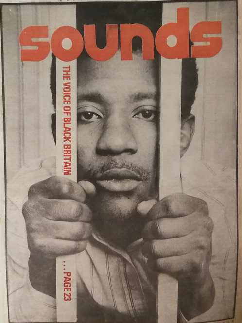 Sounds - Linton Kwesi Johnson