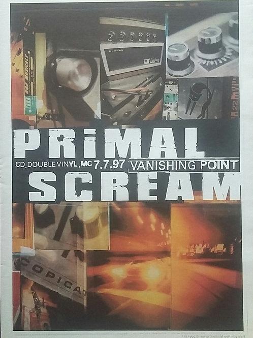 Primal Scream - Vanishing Point