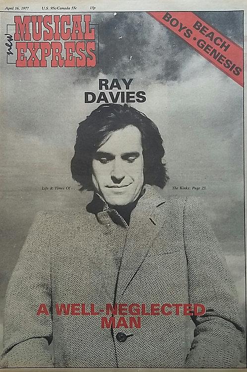 The Kinks - Ray Davies