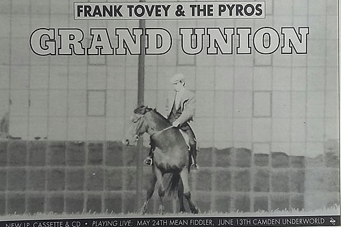 Frank Tovey & The Pyros - Grand Union
