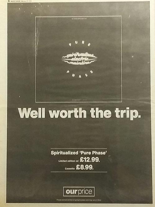 Spiritualized Electric Mainline – Pure Phase