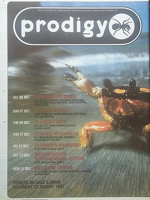 The Prodigy - Tour
