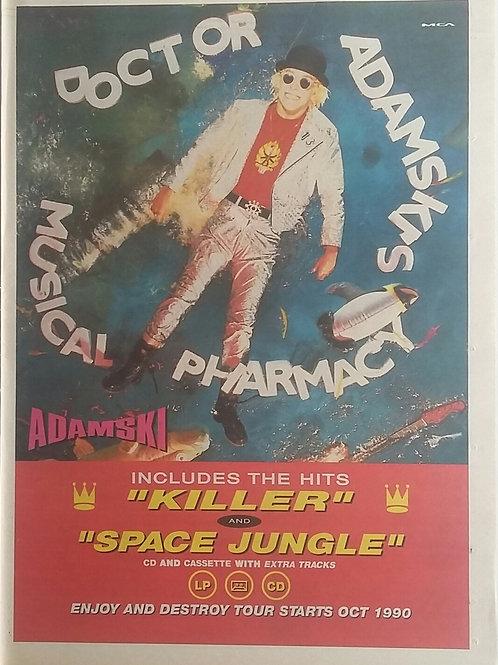 Doctor Adamski's - Musical Pharmacy