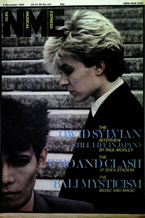 David Sylvian - The Interview
