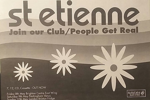 St. Etienne - Join Our Club