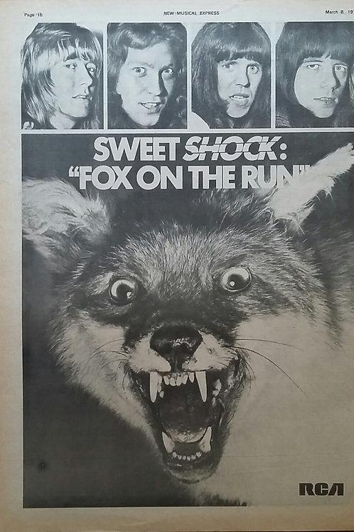 The Sweet – Fox On The Run