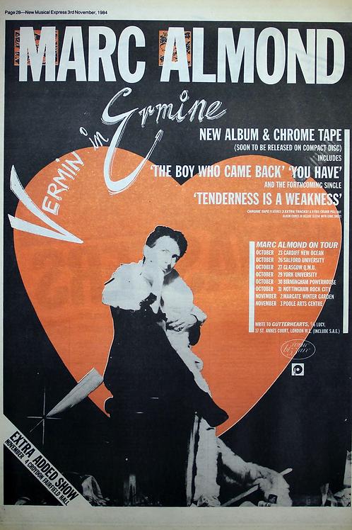 Marc Almond  – Vermin In Ermine
