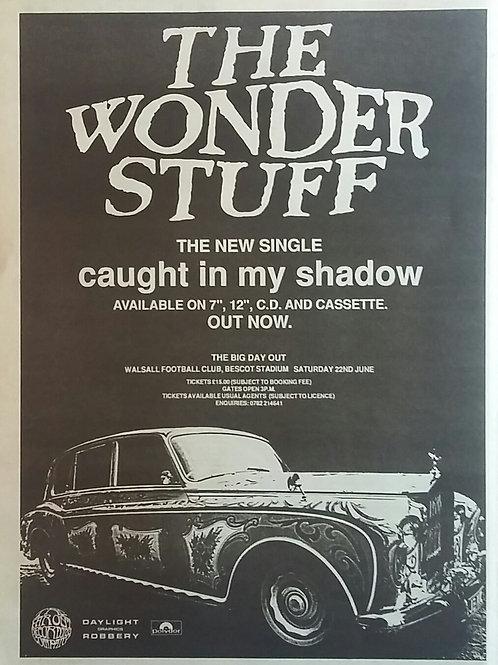 The Wonder Stuff - Caught In My Shadow