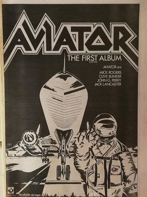 Aviator - The First Album