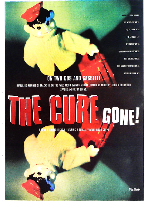 Cure - Gone !