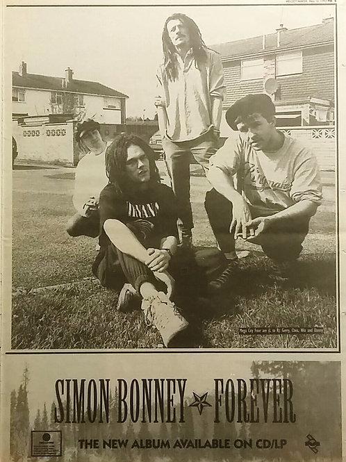 Simon Bonney – Forever