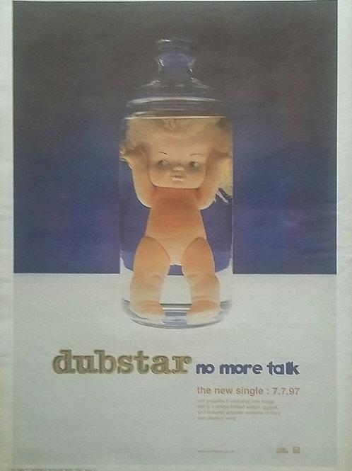 Dubstar - No More Talk