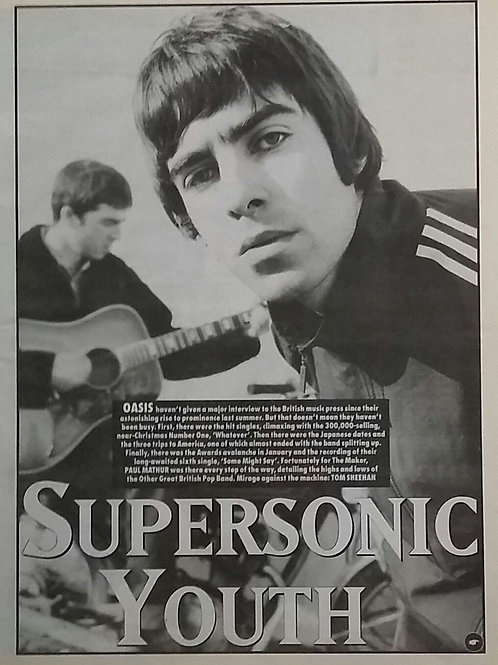Oasis - Supersonic Youth