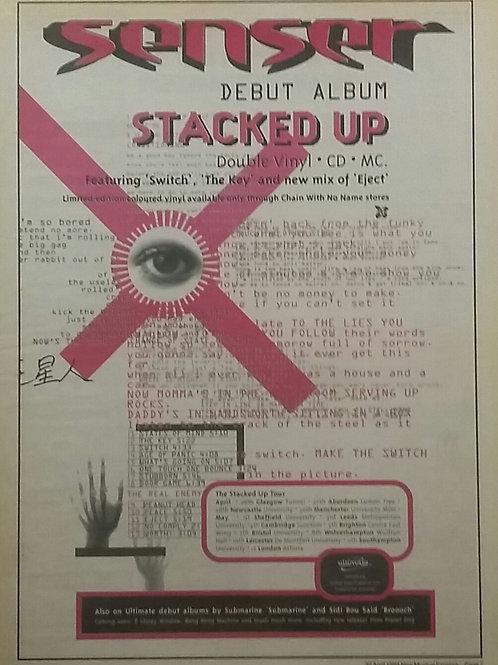 Senser – Stacked Up