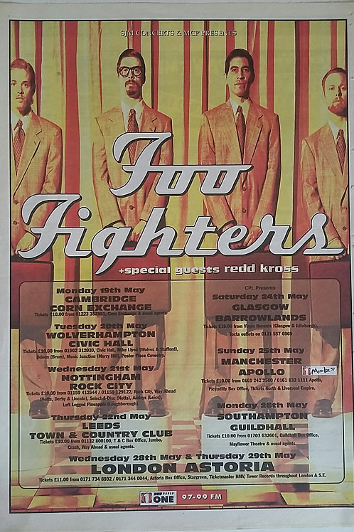 Foo Fighters - Tour 1997