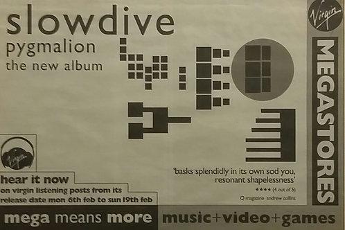 Slowdive – Pygmalion