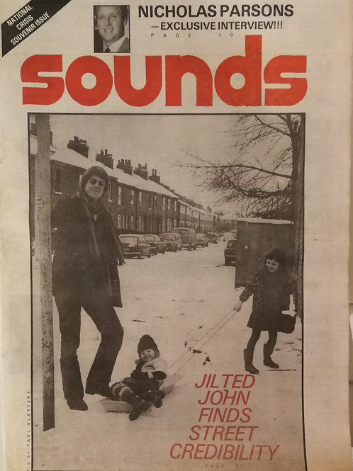 Sounds - Jilted John
