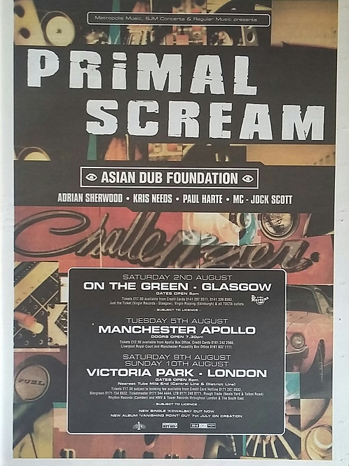 Primal Scream - Live
