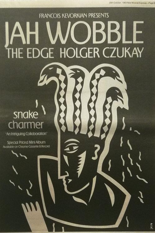 Jah Wobble / Holger Czukay - The Edge