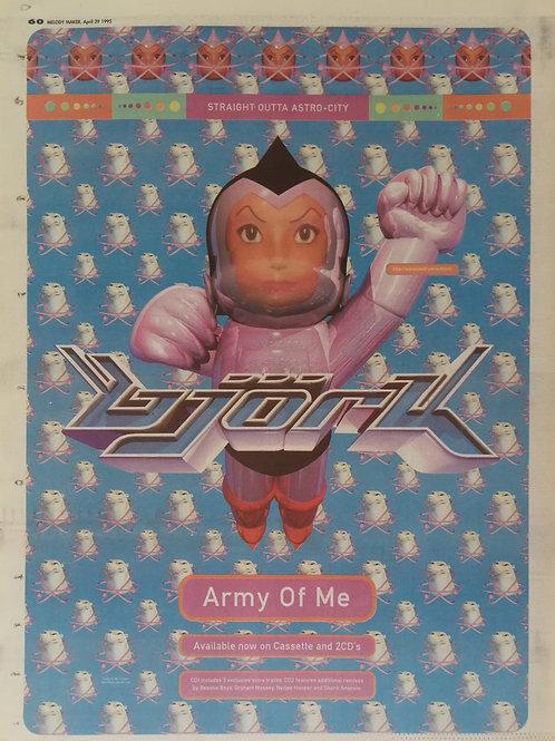 Bjork - Army Of Me