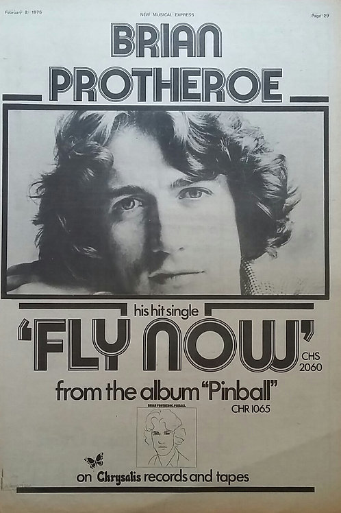 Brian Protheroe - Fly Now