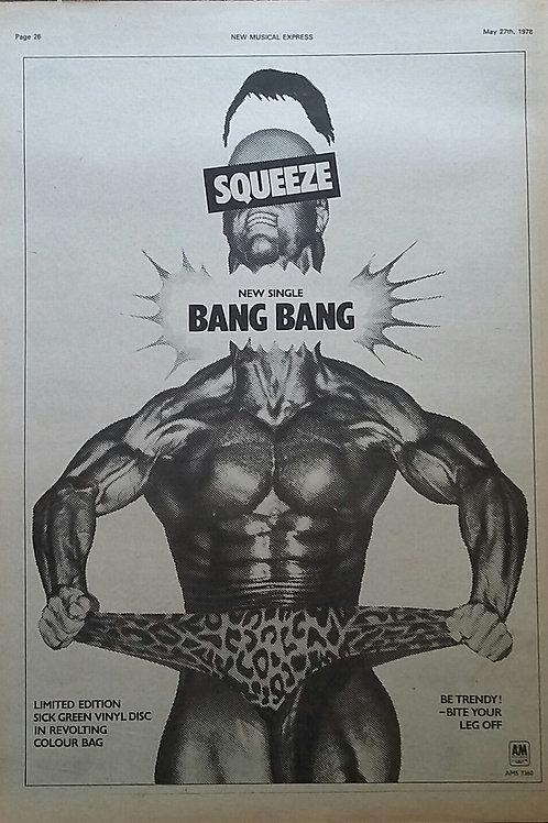 Squeeze - Bang Bang