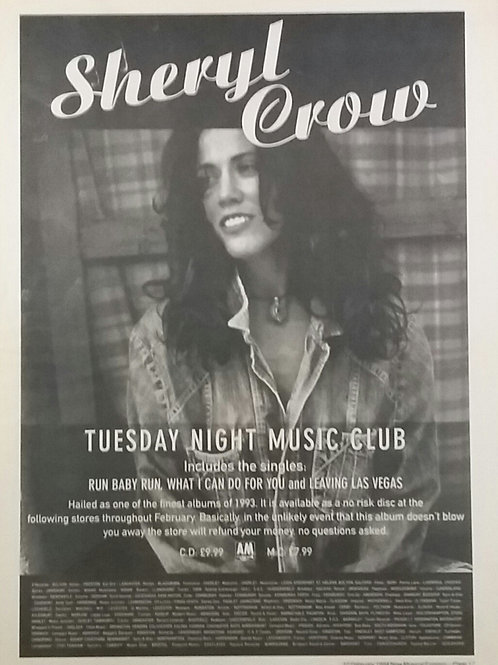 Sheryl Crow - Tuesday Night Music Club