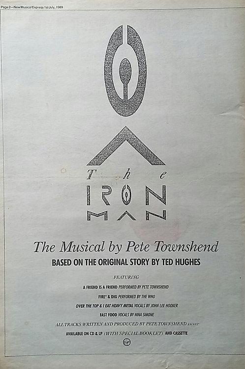 Pete Townshend - The Iron Man