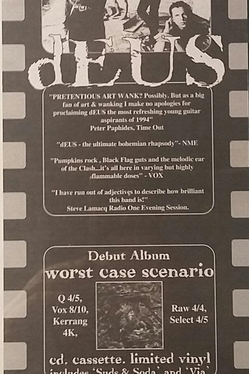 Deus -  Worst Case Scenario
