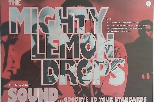 The Mighty Lemon Drops ‎– Sound