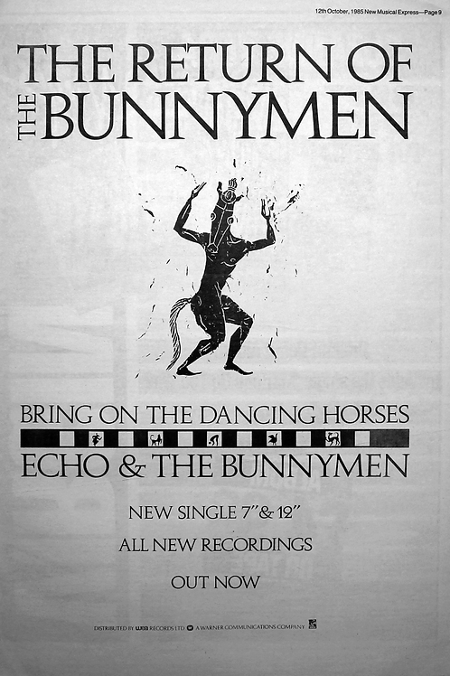 Echo & The Bunnymen - The Return Of Bunnymen