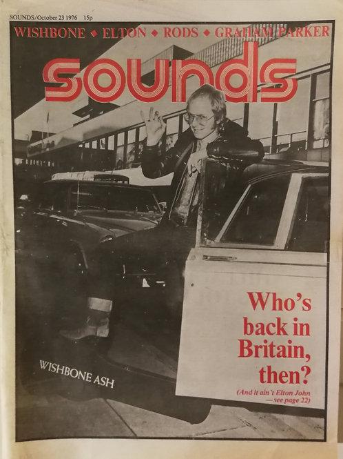 Sounds - Wishbone Ash