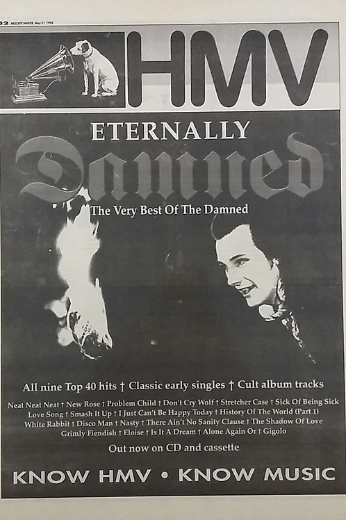 The Damned ‎– Eternally Damned
