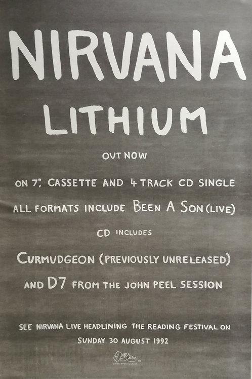 Nirvana - Lithium