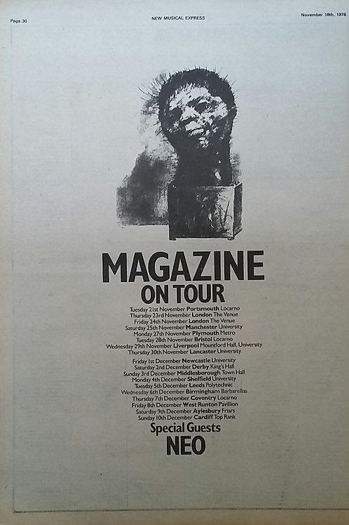 Magazine - On Tour