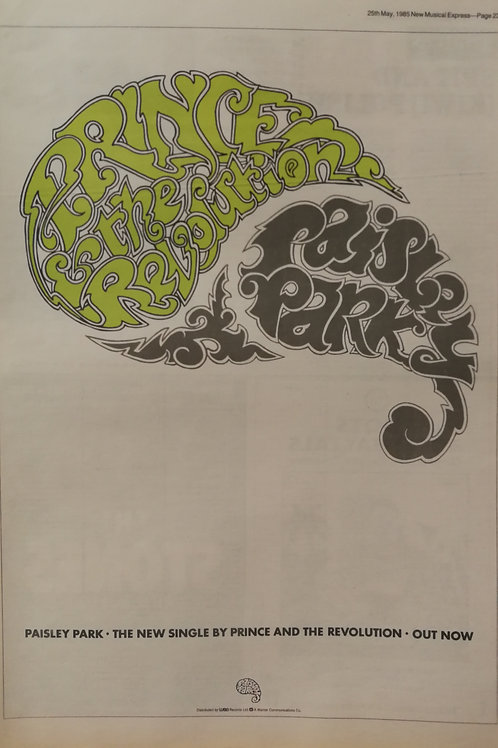 Prince - Paisley Park