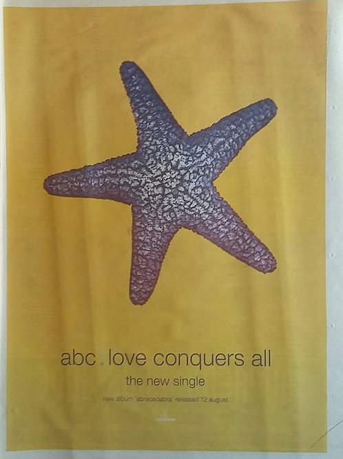 Abc - Love Conquers All
