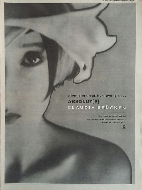 Claudia Brücken – Absolut[e]